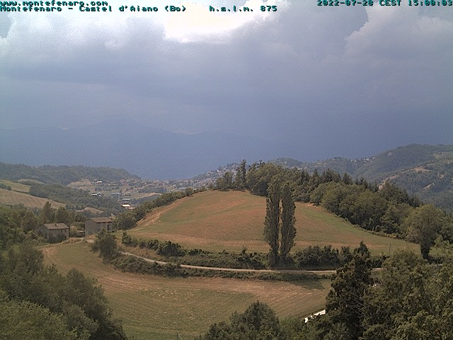 Webcam Montefenaro (BO) - 875 m. slm