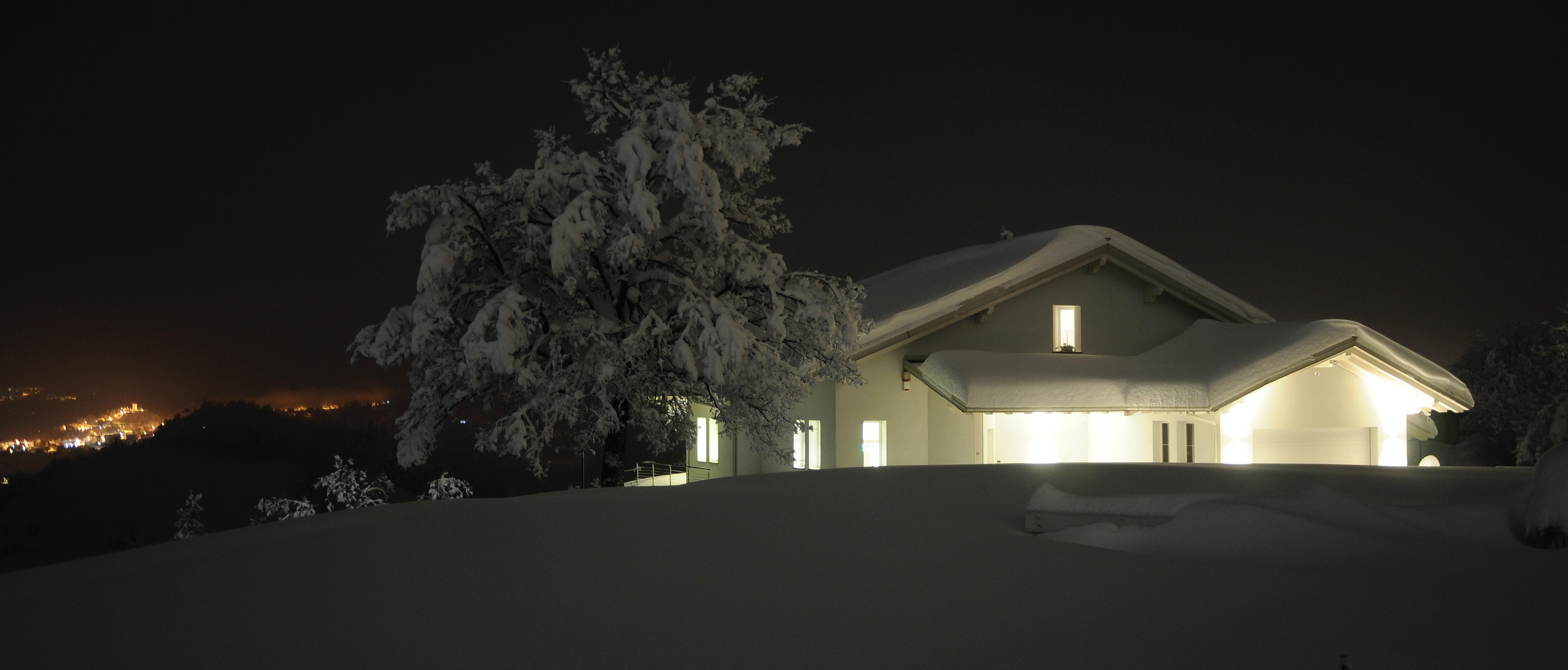 L'inverno di Montefenaro